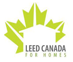 Leed Canada Certified for Homes