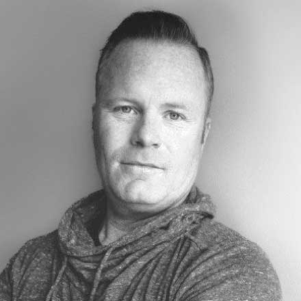 Greg Mullane - About Team Photo